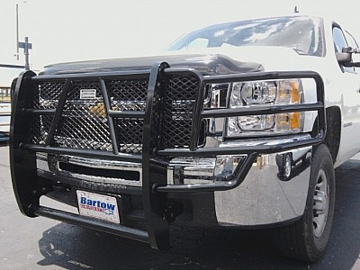Ranch Hand Legend Grill Guard Black