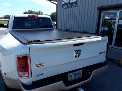 Retrax Pro MX retractable tonneau cover 2009-2018 Dodge Ram