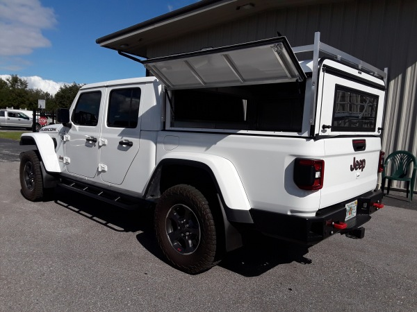 Jeep Gladiator truck toppers by A.R.E