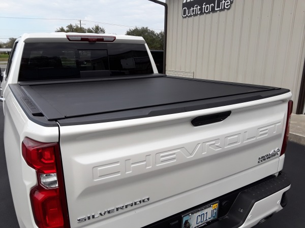 Roll N Lock E series electric rolling tonneau covers