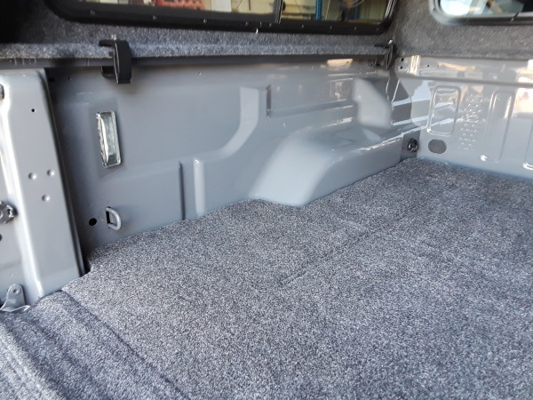 JEEP GLADIATOR BEDRUG XLT BED MAT