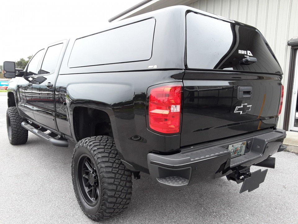 ARE CX REVO 2014-2018 Chevrolet Silverado GMC Sierra