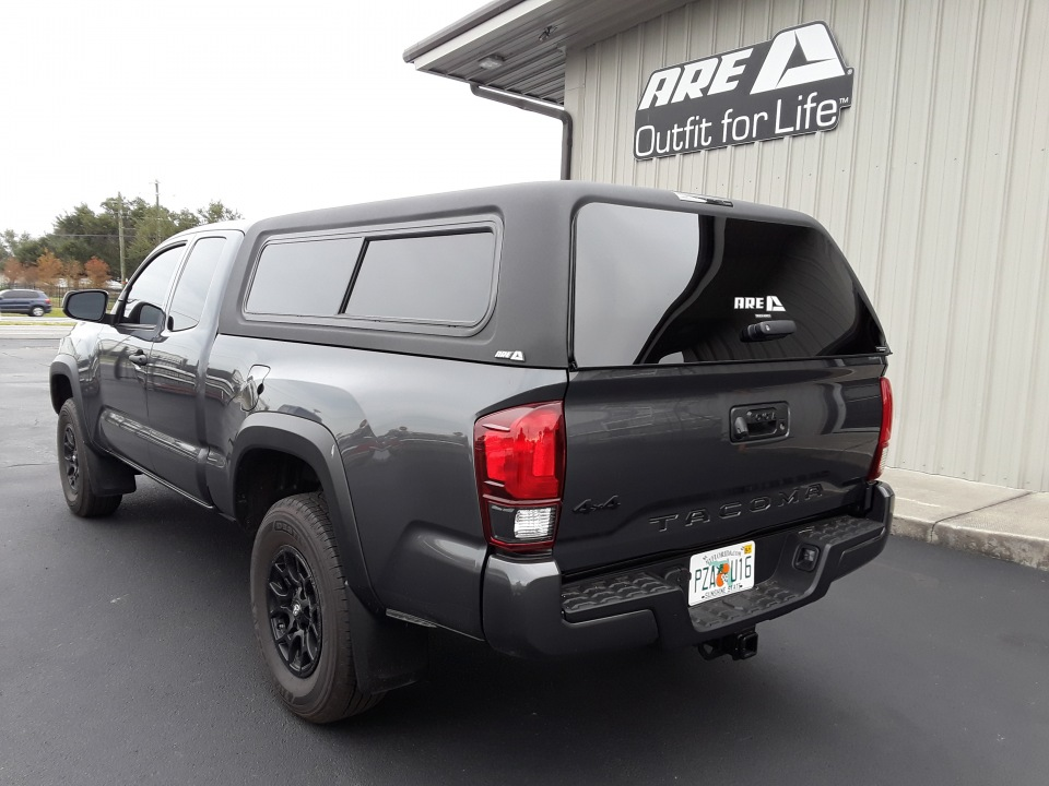 ARE CX EVOLVE series truck cap Toyota Tacoma