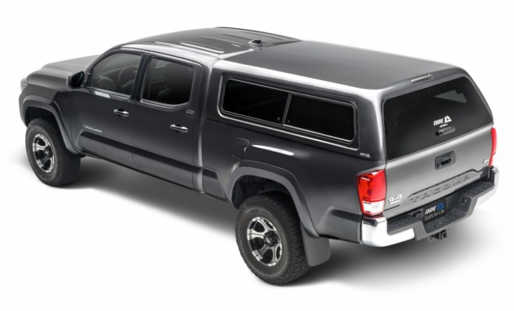 2016 AND NEWER TOYOTA TACOMA ARE CX EVOLVE TRUCK CAP