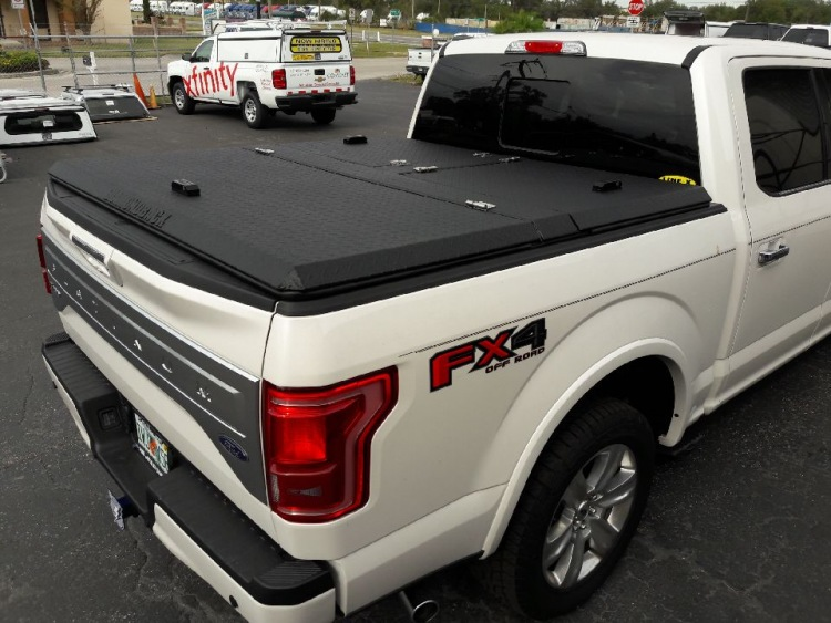 DIAMONDBACK 270 TONNEAU COVERS LINE X SERIES