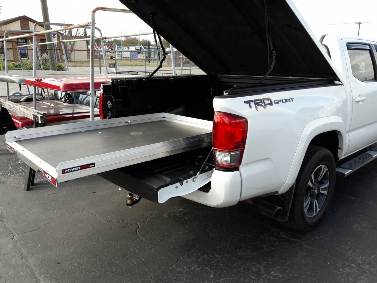 Toyota Tacoma Cargoglide 1000 pull out slide