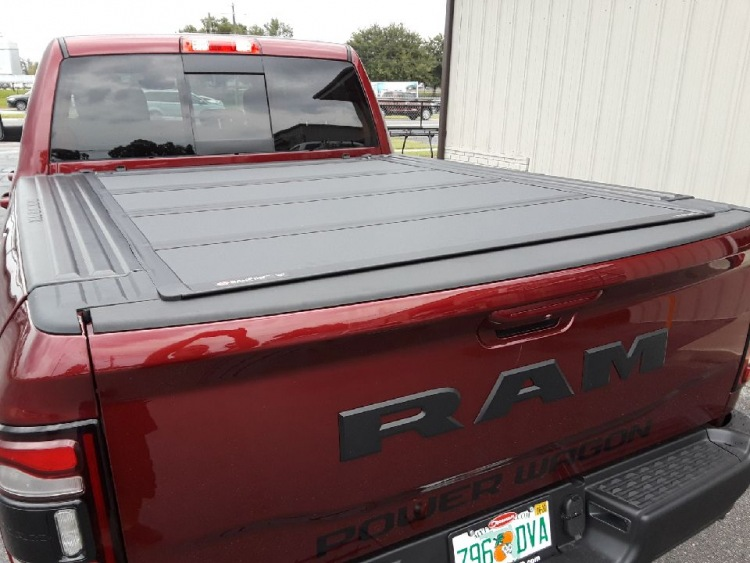 Bak flip MX4 tri FOLD tonneau cover Dodge RAM BOX