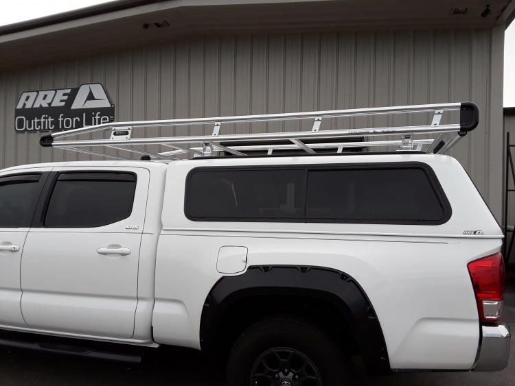 Prime Design Alurack ladder rack system