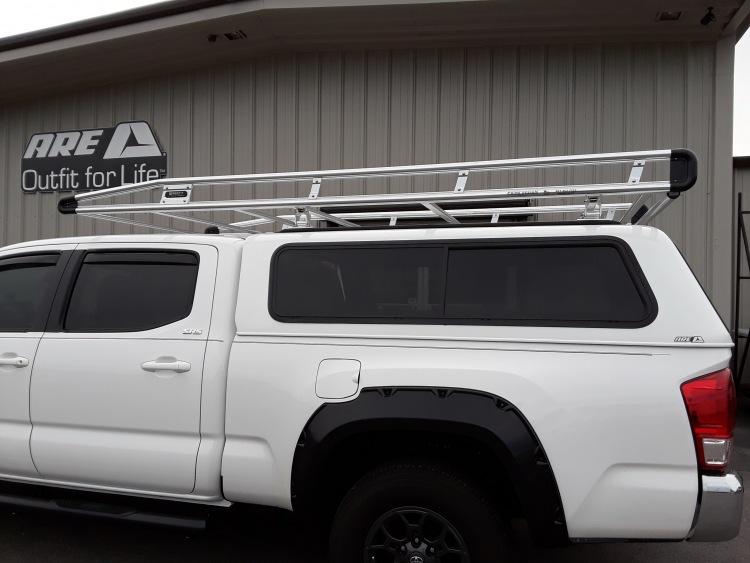 prime design alurack ladder rack system  truck accessories emerys topper sales