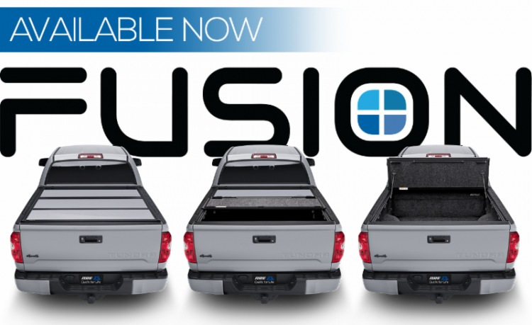 ARE FUSION PAINTED TRI FOLD TONNEAU COVER
