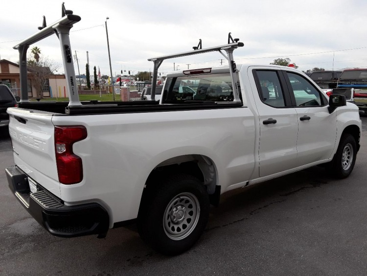 2019 NEW BODY SILVERADO SIERRA THULE TRAC RAC SR SLIDING LADDER RACK SYSTEM