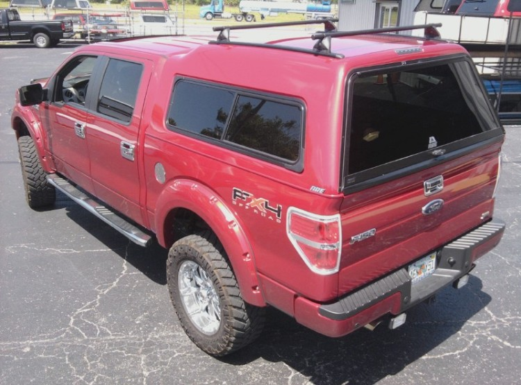 ARE MX Series Ford F150