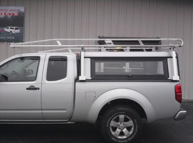 Hauler Truck Ladder Racks Camper Ladder Racks New Truck