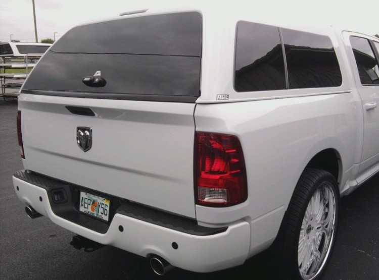 2009-2017 Dodge Ram NEW ARE Z series truck topper