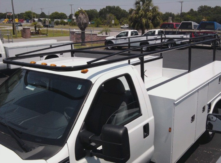 Utility Bed Ladder Racks
