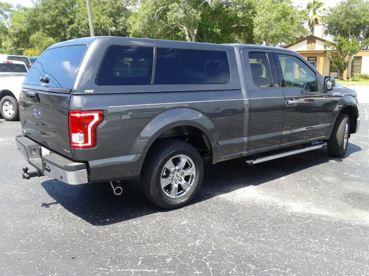 2015 F150 SUPER CAB 6.5FT NEW BODY STYLE ARE Z SERIES TRUCK TOPPER