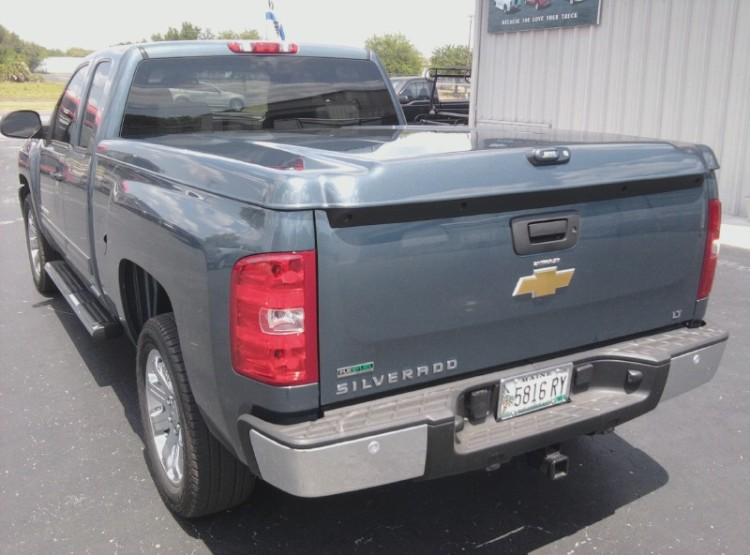 2007-2013 Chevrolet / GMC ARE LS2 Tonneau Covers