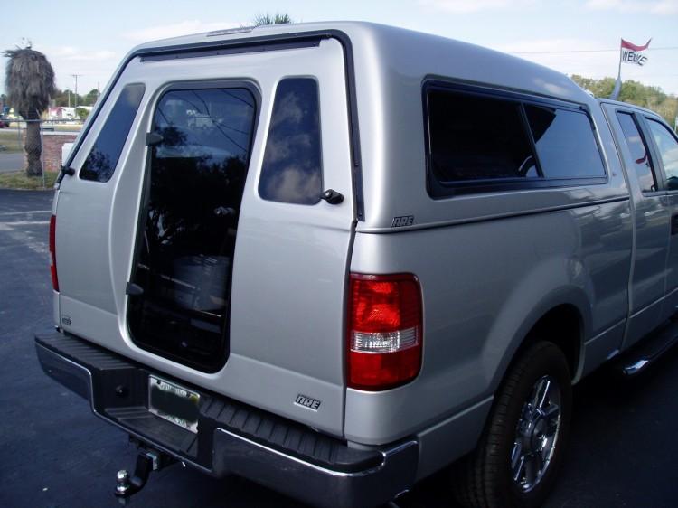 Series Shell On Honda Ridgeline Youtube Truck+Cap++Doors ... Walk In Door Truck topper : New : Toppers : Emery ...