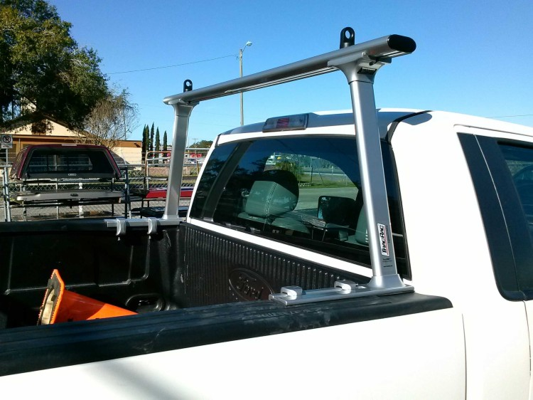 Trac Rac Trac One Ladder Rack
