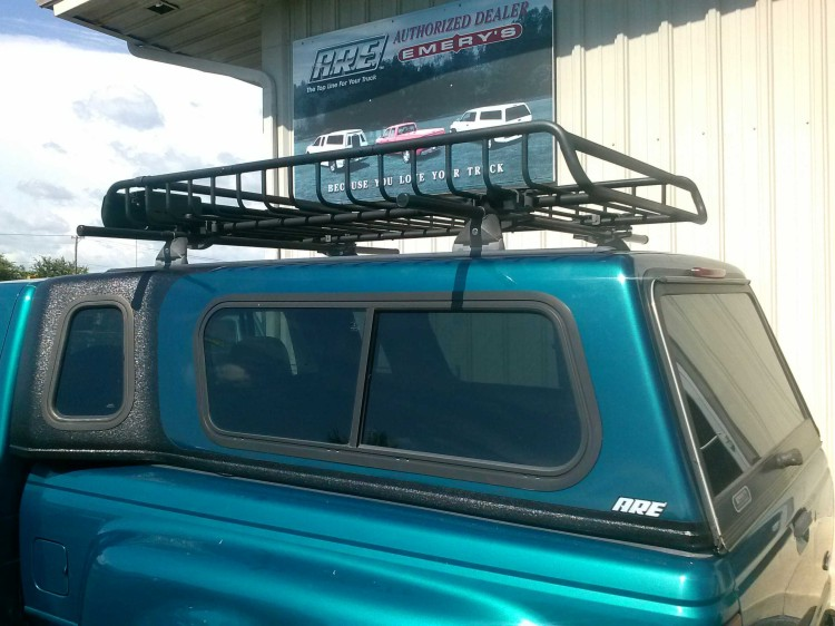 ARE OVERLAND Series Truck Topper