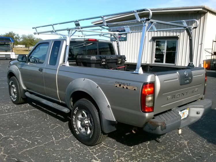 Hauler Aluminum Ladder Racks