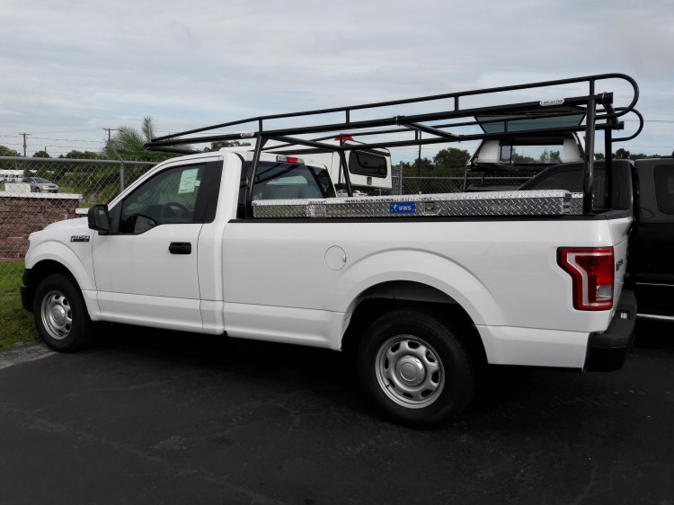 Ford F150 Rack It Truck Ladder Racks Of Florida New
