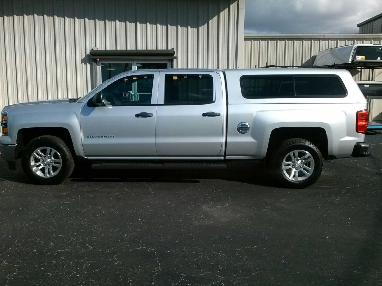 2014 Chevrolet GMC ARE V series truck topper