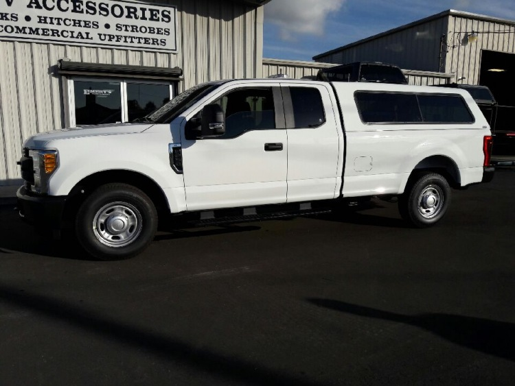 F250 SUPERDUTY ARE V SERIES TRUCK CAPS