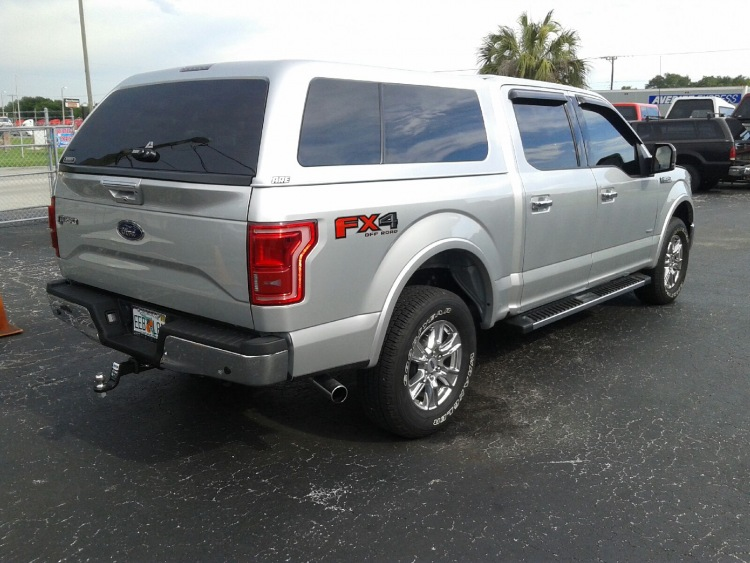 Ford F150 Are Z Series Truck Caps New Toppers Emery S Topper