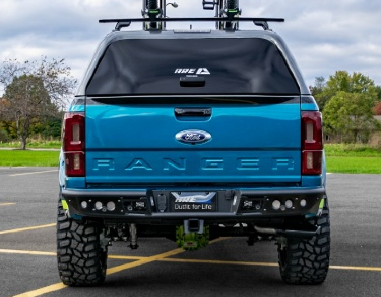 ALL NEW 2019 FORD RANGER ARE CX REVO TRUCK CAP COMING SOON!!! : New : Toppers : Emery's Topper ...