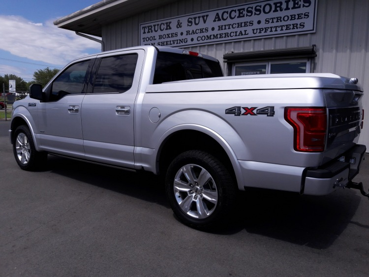 2017 F150 new aluminum body style ARE LS2 fiberglass Tonneau Covers
