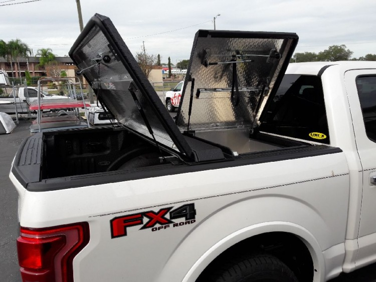 Truck Bed Accessories >> DIAMONDBACK 270 TONNEAU COVERS LINE X SERIES : New : Tonneau Covers : Emery's Topper Sales Inc.