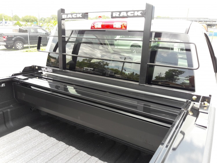 Back Rack Safety Rack Headache Truck Rack Retrax Pro Combo