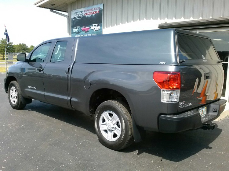 2007-2013 Toyota Tundra ARE V series truck topper