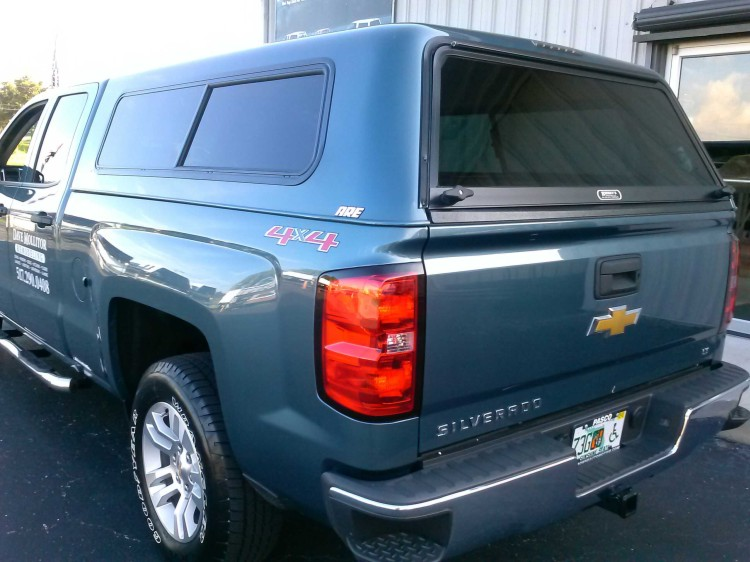 2014 Chevrolet GMC Double Cab short bed ARE V series
