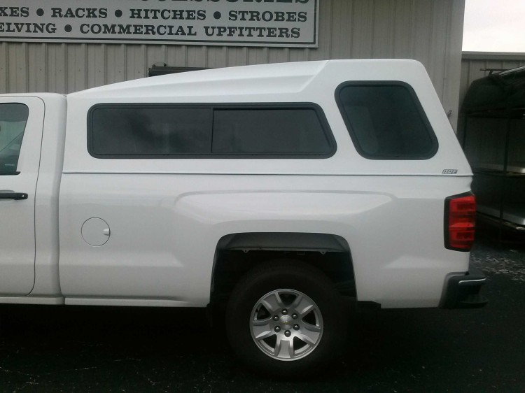 2016 CHEVROLET GMC ARE TW SERIES TRUCK TOPPER