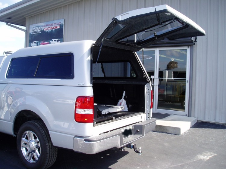 Are Mx Walk In Door Truck Topper New Toppers Emery S