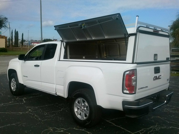 2015 NEW BODY STYLE COLORADO CANYON ARE DCU HEAVY DUTY WORK TOPPERS