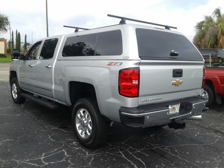 2014-2017 ARE Z SERIES TRUCK TOPPER CHEVROLET GMC