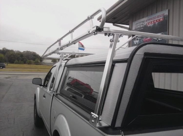 Hauler Truck Ladder Racks Camper Ladder Racks New