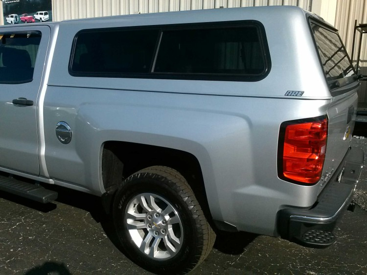 2014 Chevrolet GMC ARE V series truck topper : New : Toppers : Emery's Topper Sales Inc.