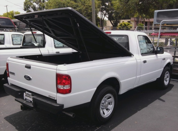 Undercover Hard Classic Style Tonneau Covers