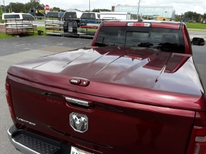 2019 NEW BODY STYLE DODGE RAM ARE LS2 TONNEAU COVERS
