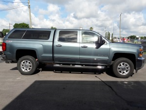 CHEVROLET SILVERADO GMC SIERRA ARE Z SERIES TRUCK CAP TRUCK TOPPER