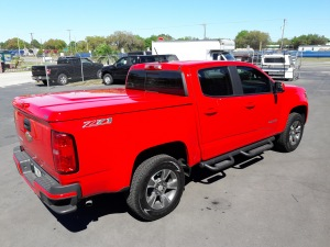 Chevrolet Colorado GMC Canyon ARE LS2 fibreglass tonneau covers