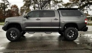 ARE Z SERIES TRUCK CAP TOYOTA TUNDRA