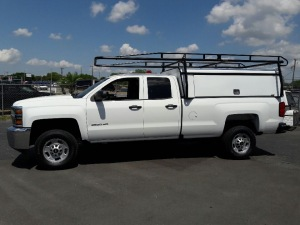 KARGOMASTER PRO II Truck Racks for Trucks with Camper Shells