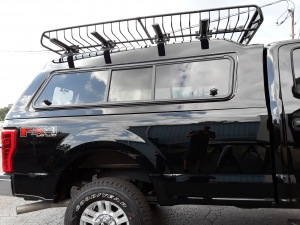 Yakima mega warrior carrier rack