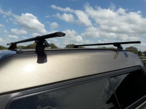 YAKIMA JETSTREAM LADDER RACK SYSTEM