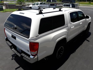ARE Z SERIES truck cap truck topper Toyota Tacoma